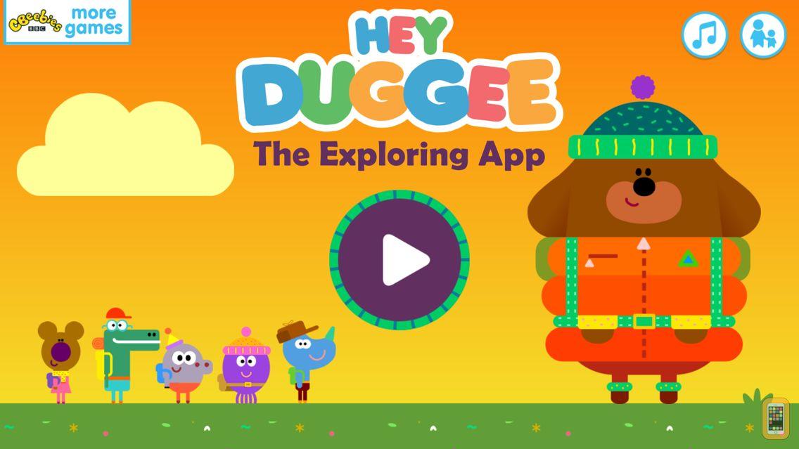 Screenshot - Hey Duggee: The Exploring App