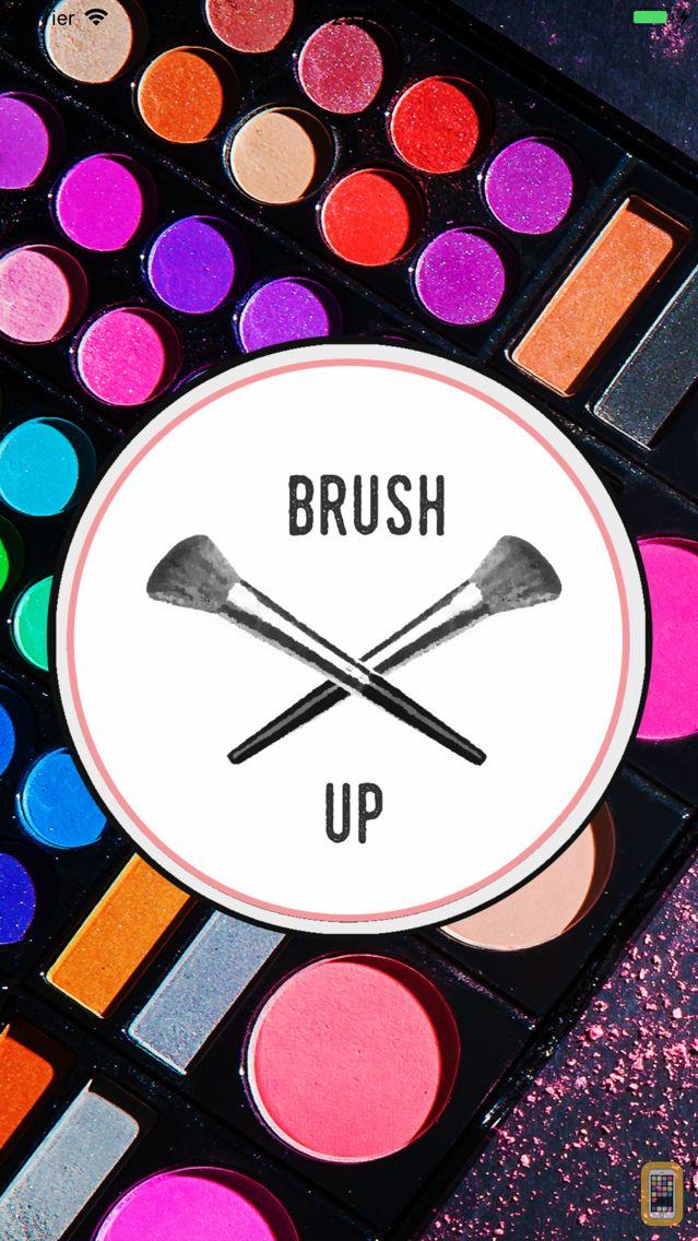 Screenshot - Brush Up on Makeup