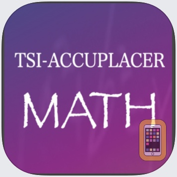 TSI - ACCUPLACER MATH by Tayyip Oral (Universal)