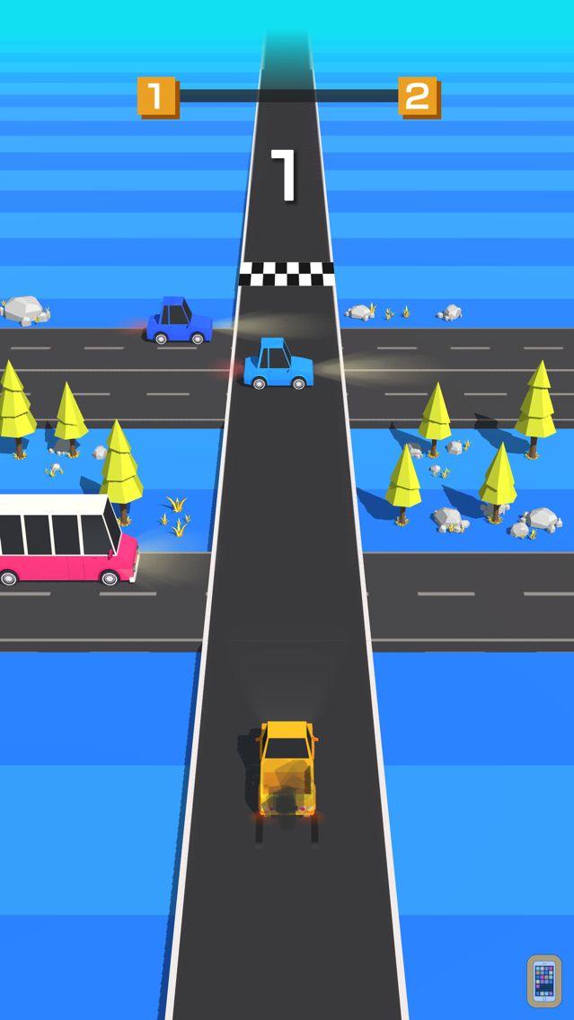 Screenshot - Traffic Run!