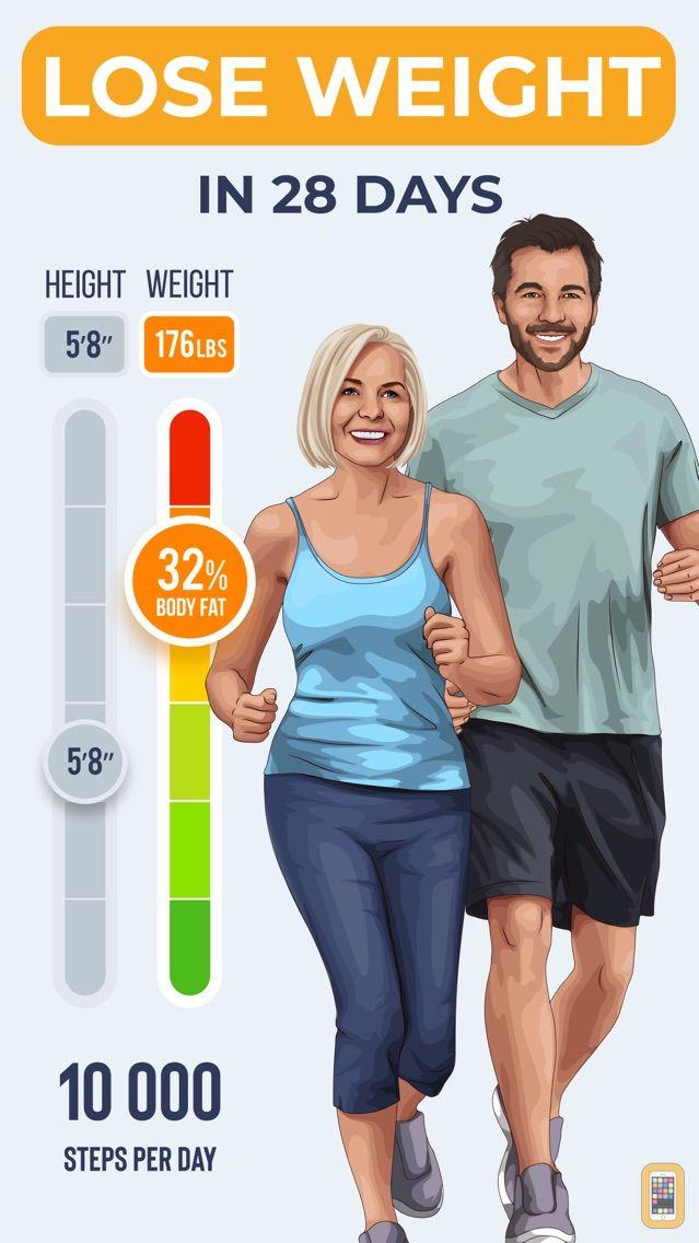 Screenshot - BetterMe: Walking & Weightloss