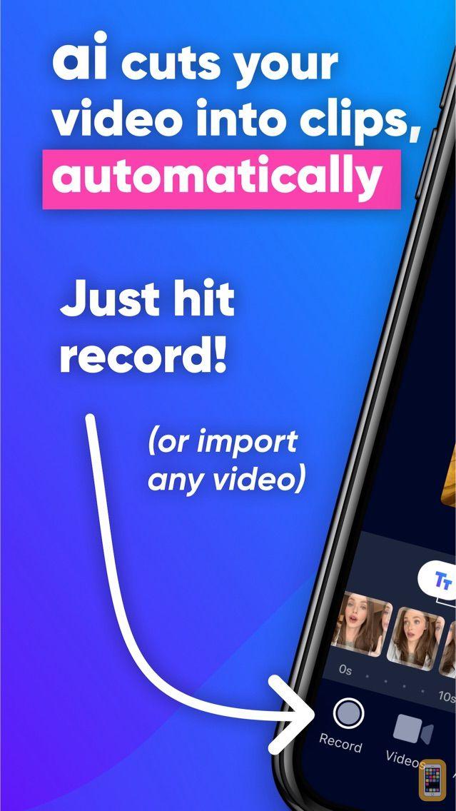 Screenshot - VlogEasy - Easy Vlog Editing!