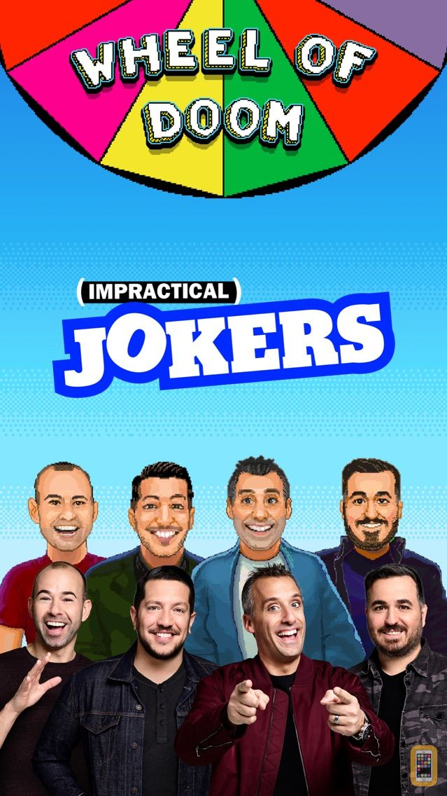 Screenshot - Impractical Jokers Game