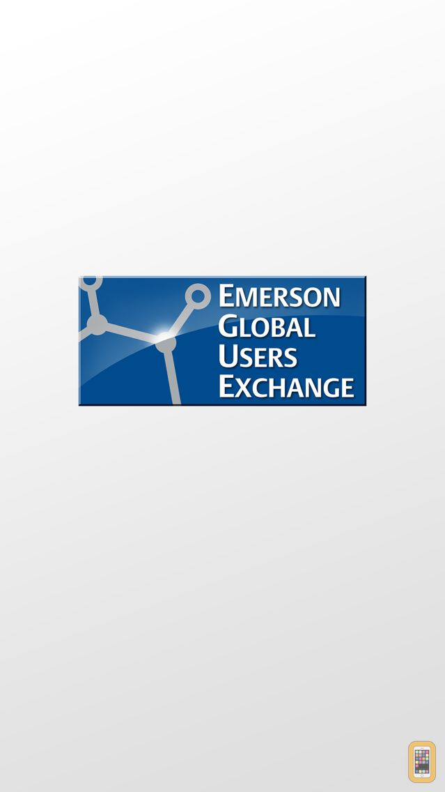 Screenshot - Emerson Exchange Events