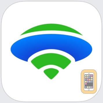 VPN - UFO VPN Hotspot by Dreamfii HK Limited (iPhone)