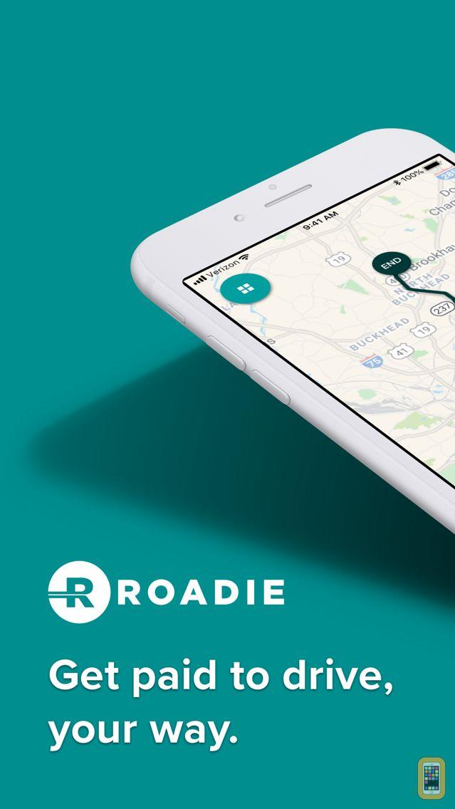 Screenshot - Roadie Driver