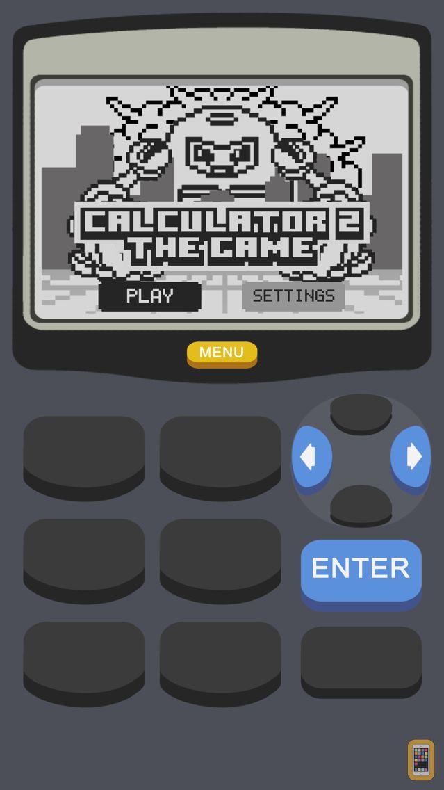 Screenshot - Calculator 2: The Game