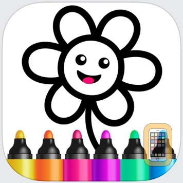 Drawing Games for Toddler Kids by Bini Bambini (Universal)