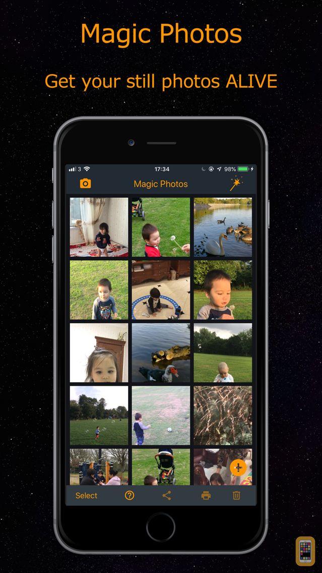 Screenshot - Magic Photos - AR