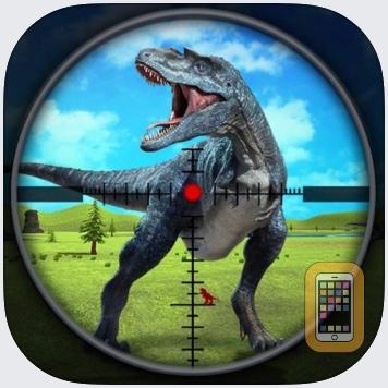 Dinosaur Hunt Jurrasic by khizar Tariq (Universal)