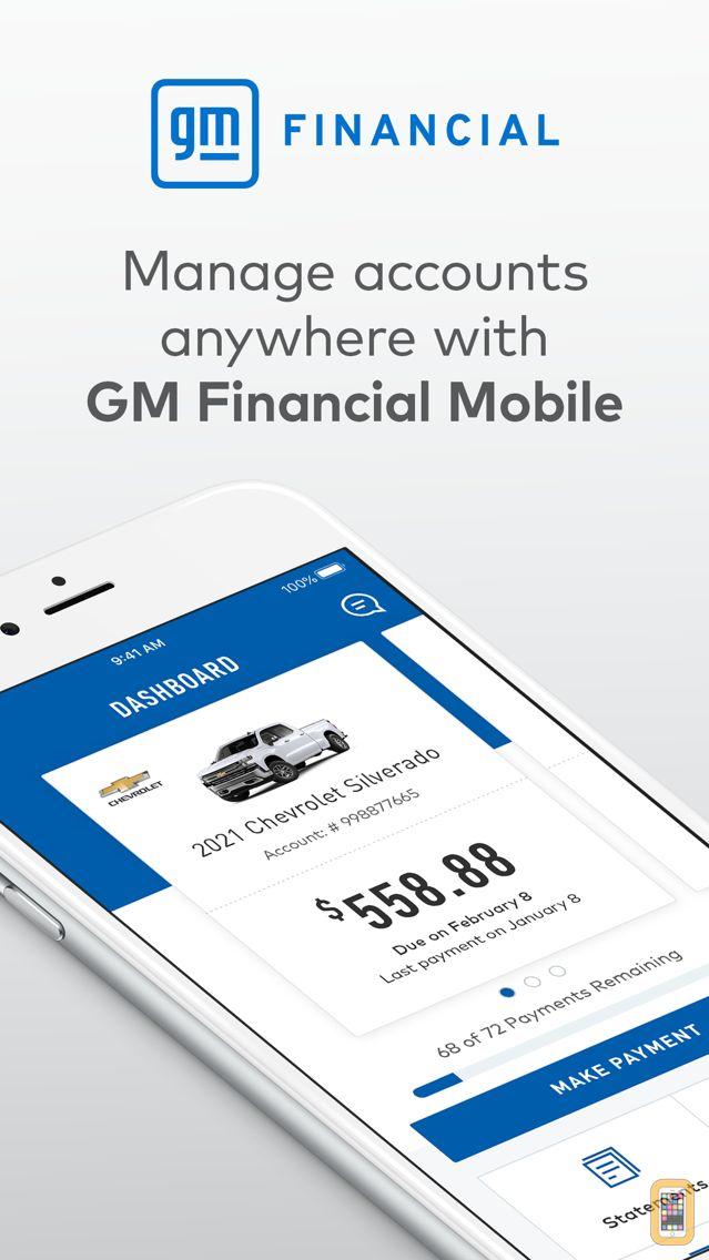 Screenshot - GM Financial