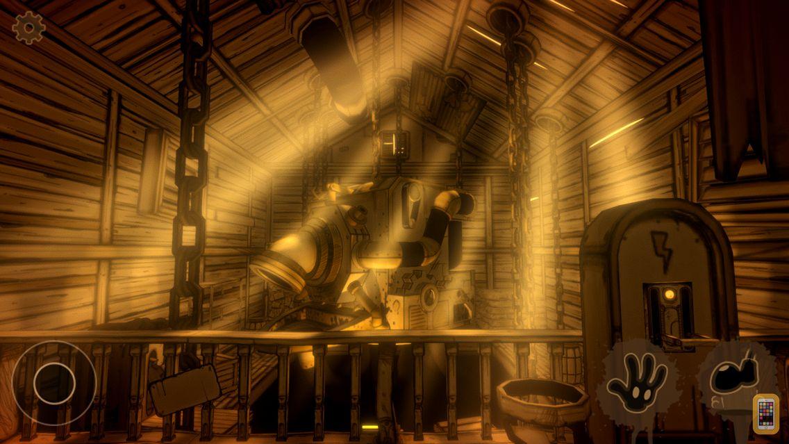 Screenshot - Bendy and the Ink Machine