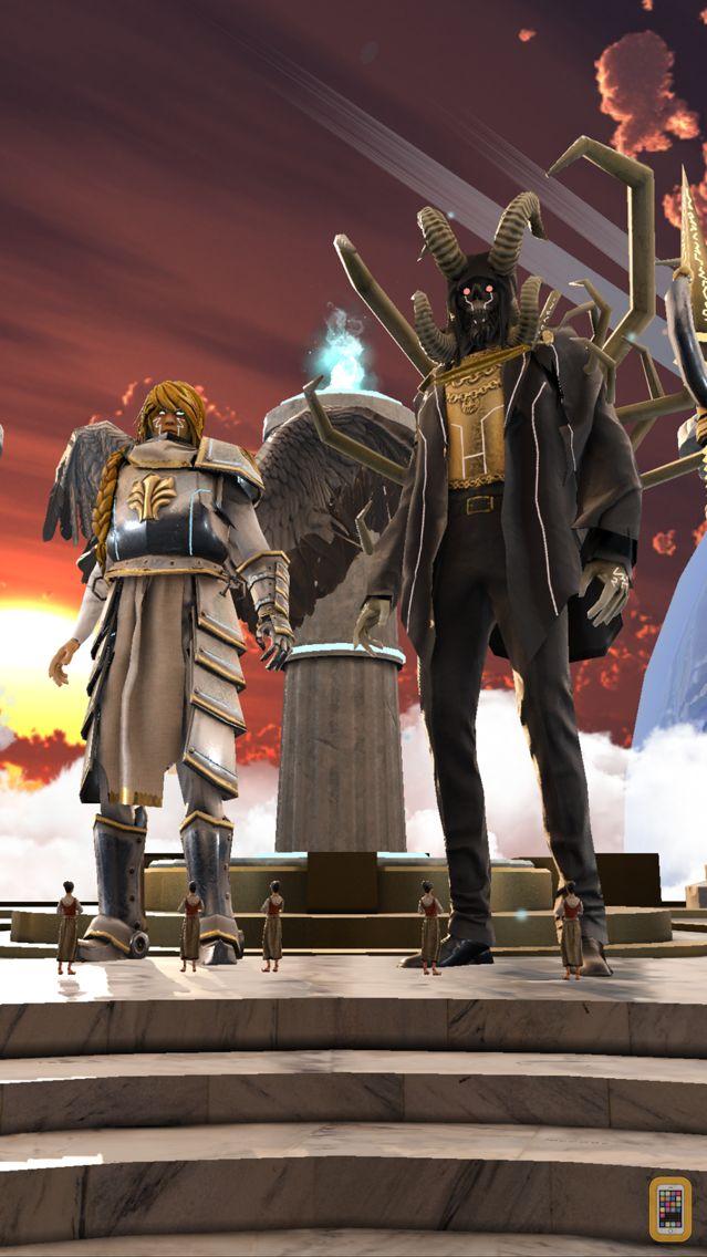 Screenshot - Game of Gods