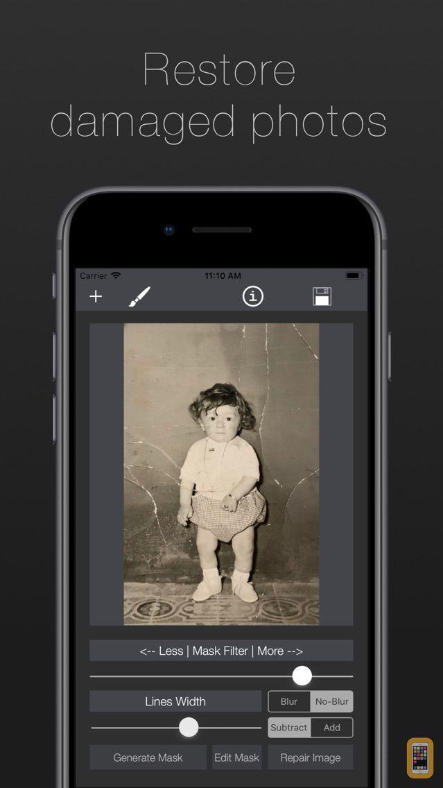 Screenshot - Damaged Photo Restore & Repair