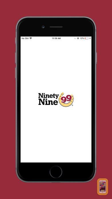 Screenshot - 99 Restaurants