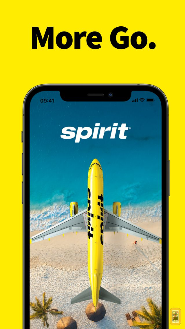 Screenshot - Spirit Airlines