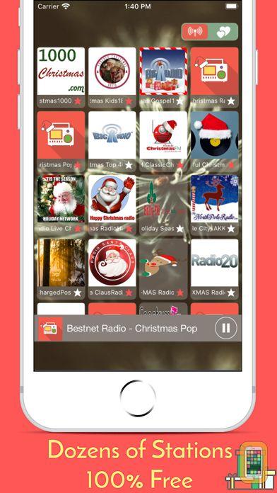 Screenshot - Christmas Music!