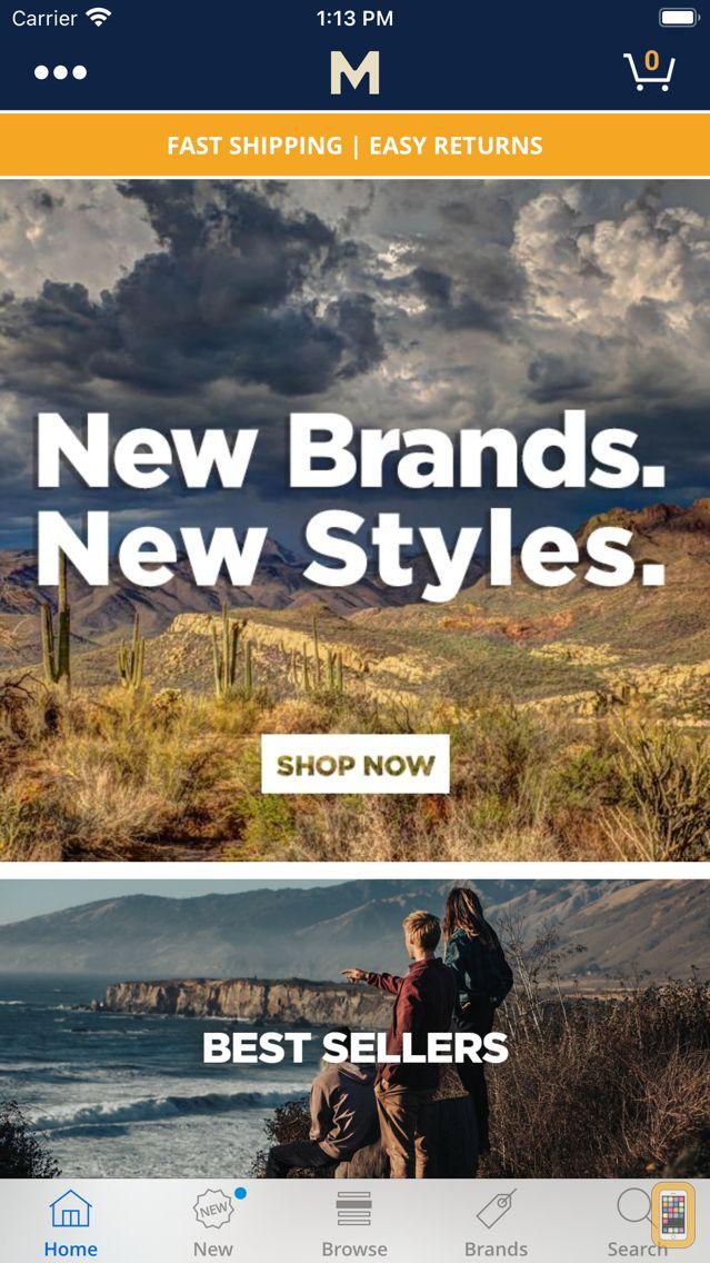Screenshot - Man Outfitters Inc.