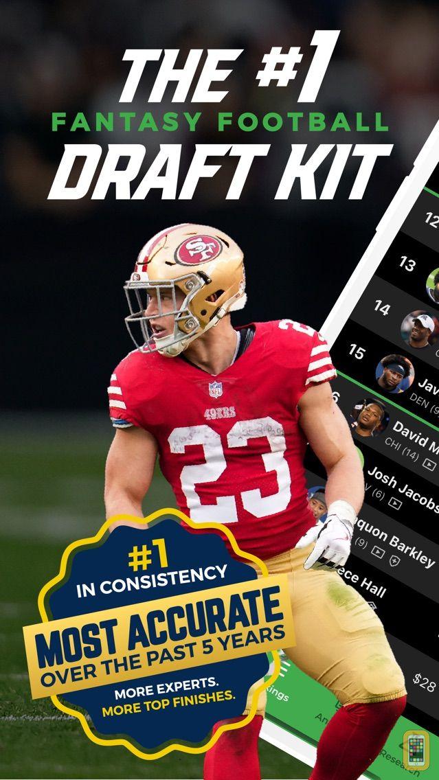 Screenshot - Fantasy Football Draft Kit UDK