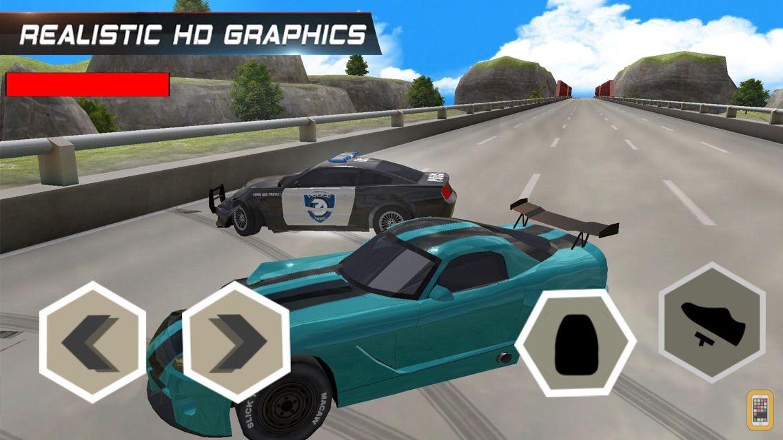 Screenshot - Police Chase: Crime Escape