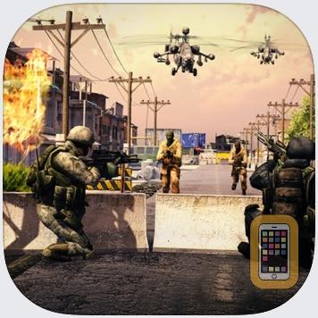 Terrorist Shooting Combat by NGUYEN TRONG XUAN (Universal)