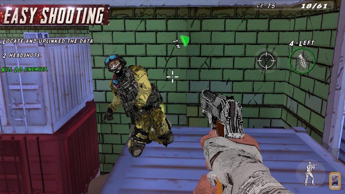 Screenshot - Terrorist Shooting Combat