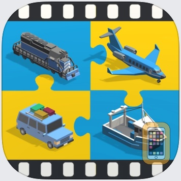 Action Puzzle by Joachim Mertens (Universal)