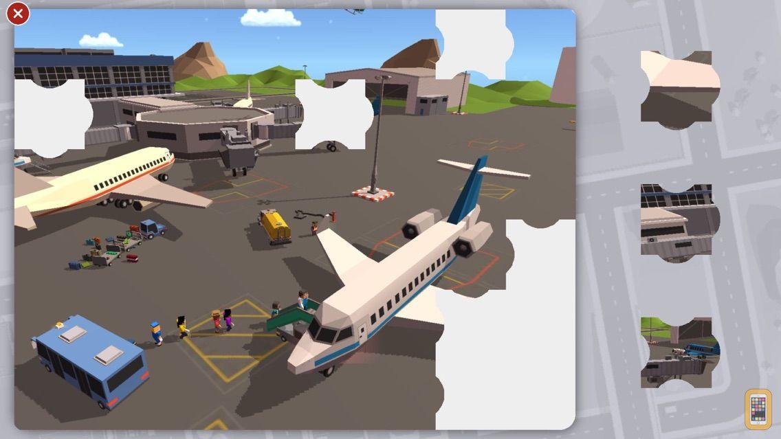 Screenshot - Action Puzzle