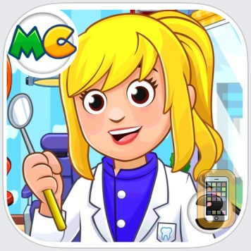 My City : Dentist Visit by My Town Games LTD (Universal)