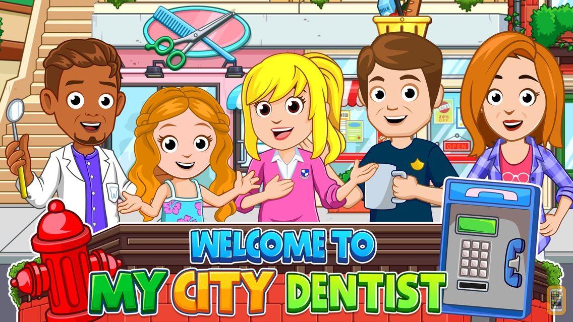 Screenshot - My City : Dentist Visit