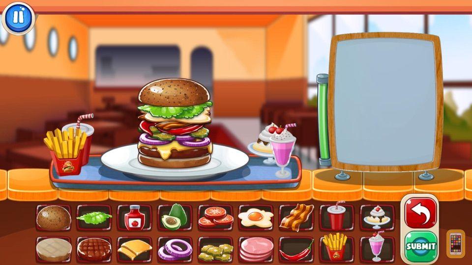 Screenshot - The Burger Game