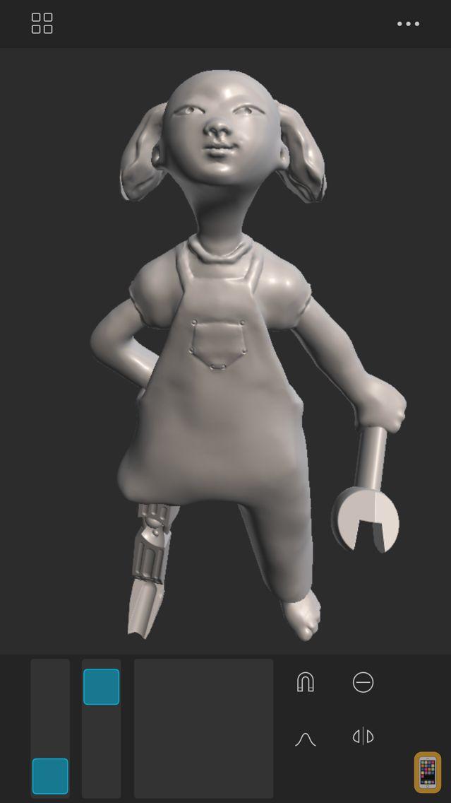 Screenshot - Sculptura Pocket