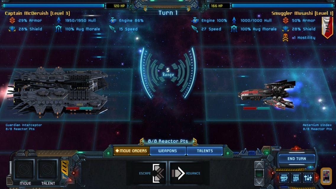 Screenshot - Star Traders: Frontiers