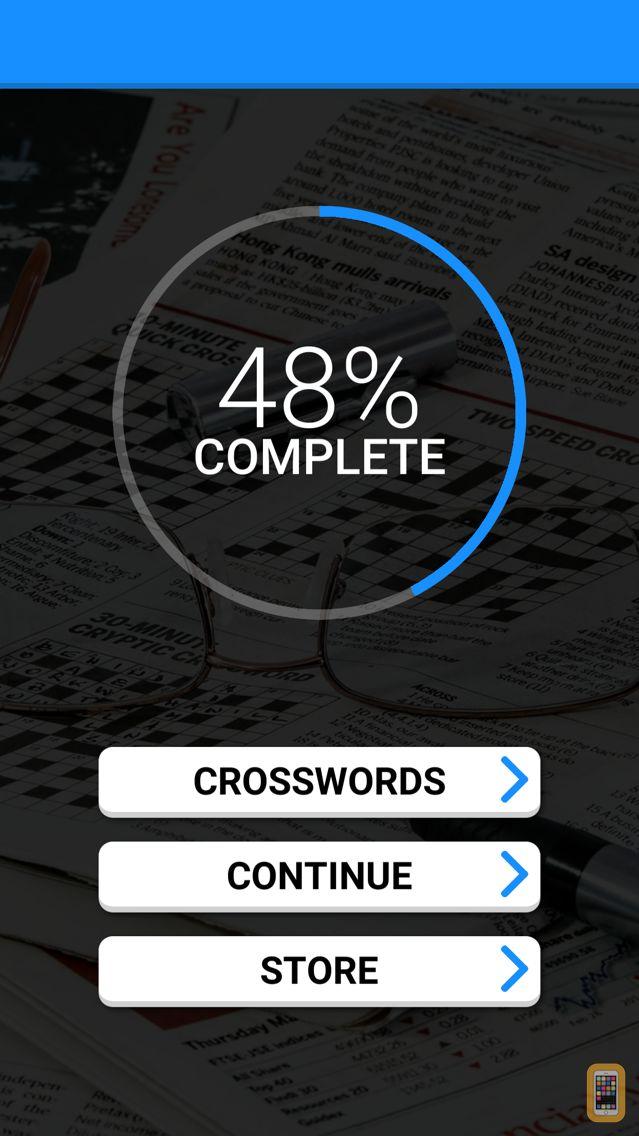 Screenshot - New Words Time - The Crossword