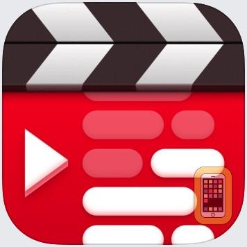Video Teleprompter by JoeAllenPro Limited (Universal)