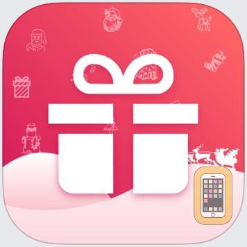 Christmas Gift List Tracker by LW Brands, LLC (Universal)