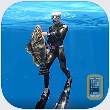 Freediving Hunter Adrenaline by Strongbox3d, LLC (Universal)