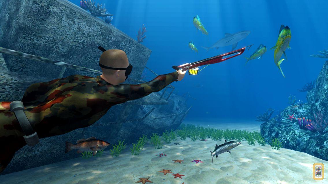 Screenshot - Freediving Hunter Adrenaline