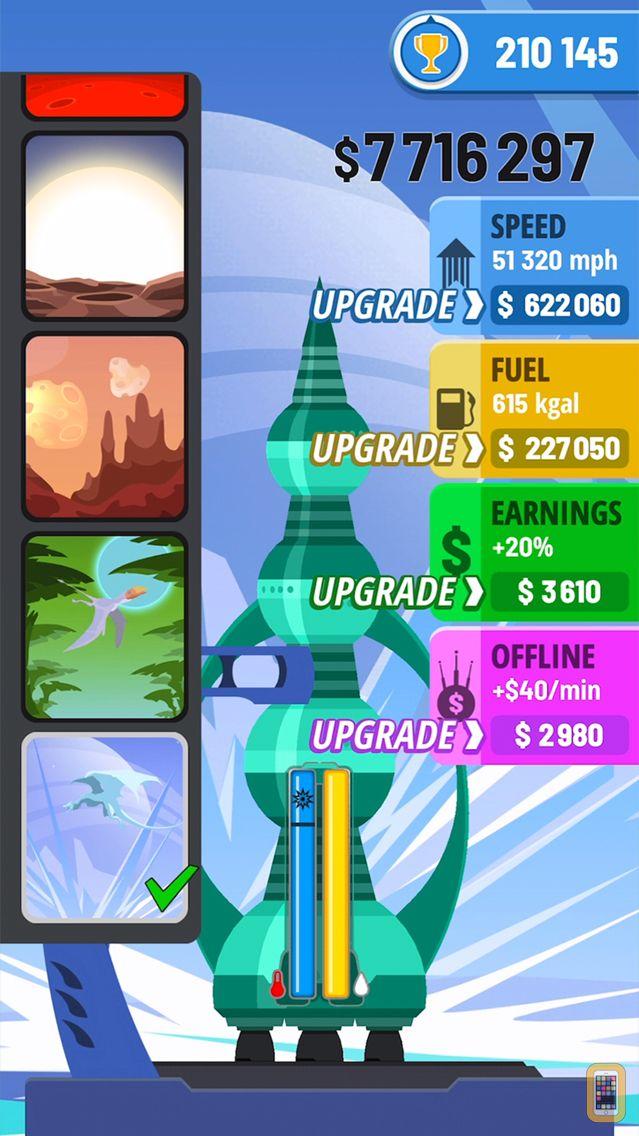 Screenshot - Rocket Sky!
