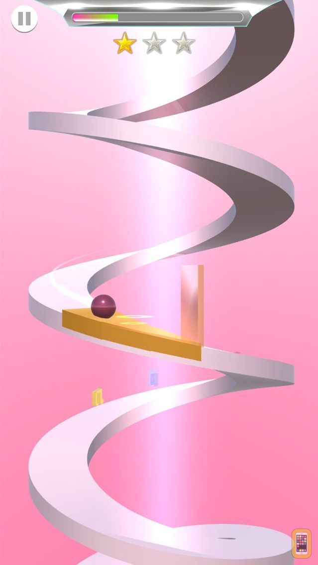 Screenshot - Music Helix Ball