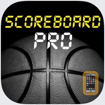Basketball Scoreboard Pro by E6 Technologies, LLC (Universal)