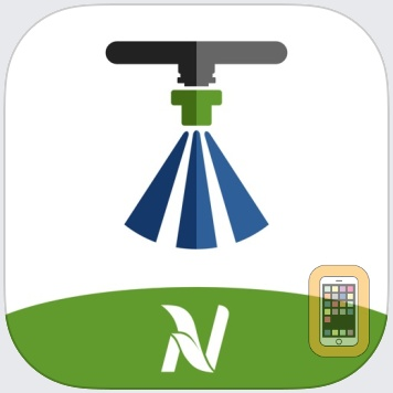 Nutrien Pocket Spray Smart™ by Agrible (iPhone)