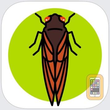 Cicada Safari by Mount St. Joseph University (iPhone)
