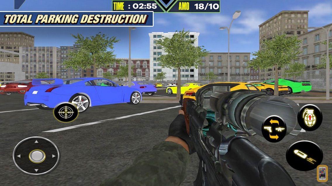 Screenshot - Shoot Car Crazy: Destroy City