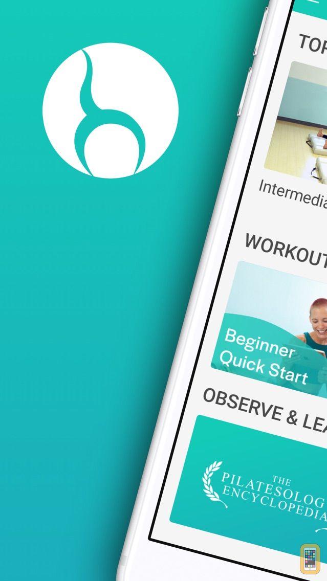 Screenshot - Pilatesology - Pilates Online
