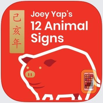 Joey Yap's 12 Animal Signs by Merklynn Vision Sdn Bhd (Universal)