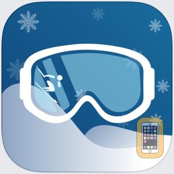 Ski Tracker & Snow Forecast by LW Brands, LLC (iPhone)