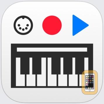 MIDI Recorder with E.Piano by Ryouta Kira (Universal)