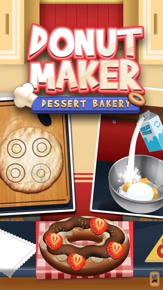 Screenshot - Donut Games