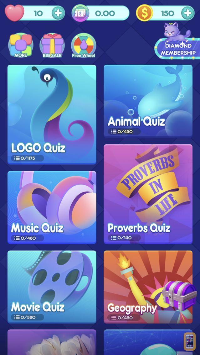 Screenshot - QuizTime - Trivia